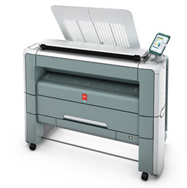 OCE Plotwave 300, Eco-Friendly Printer