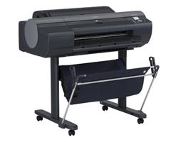 Canon iPF6350 imagePROGRAF 12 Color Graphics Printer