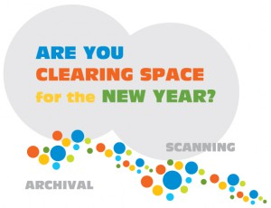 Clearing Space for the New Year?